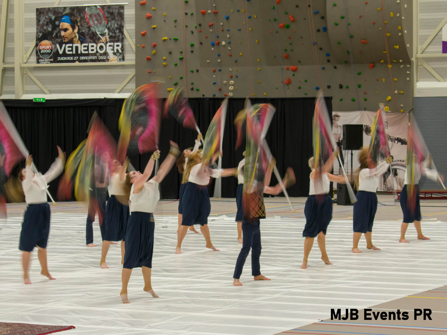 Color Guard Contest Drachten 2018