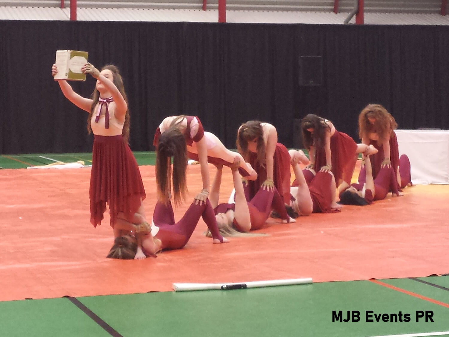Color Guard Contest Franeker 2016